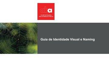 Guia de Identidade Visual e Naming