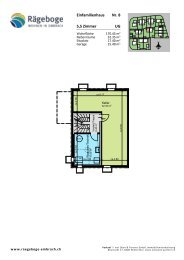 Haus 8 5.5 170.45 17.4 393 705 RESERVIERT - Rägeboge ...