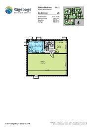 Haus 2 - Rägeboge - Wohnen in Embrach
