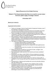 Download a bullet point list of arguments, for and against the motion
