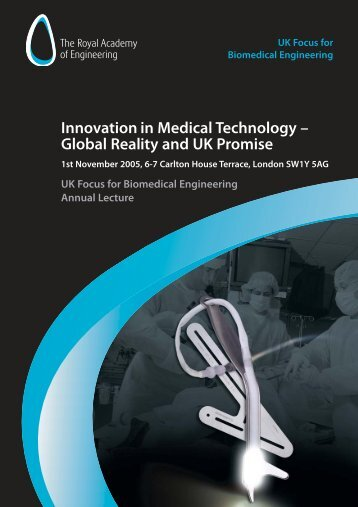Download event flyer (80KB) - Royal Academy of Engineering