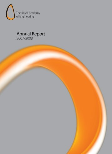 Annual Report (538KB) - Royal Academy of Engineering