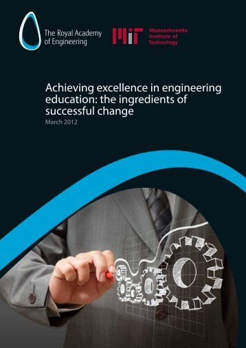 Achieving excellence in engineering education: the ingredients of ...