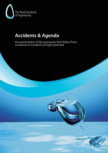Accidents & Agenda+Pics altered - Royal Academy of Engineering