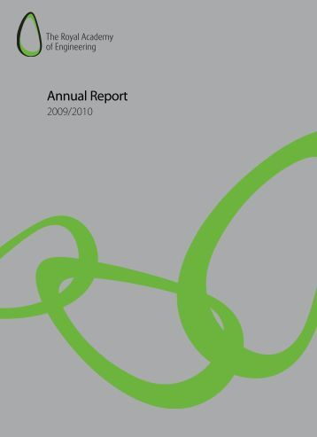 Annual Report (967KB) - Royal Academy of Engineering