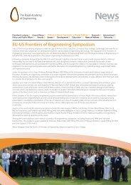 Autumn Newsletter 2010 - Royal Academy of Engineering