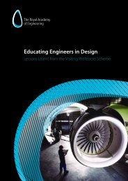 Educating Engineers in Design - Royal Academy of Engineering