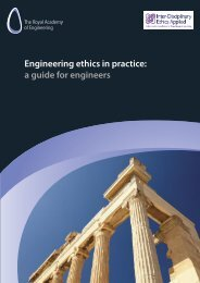 64pp Booklet - Royal Academy of Engineering