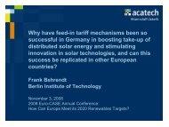 Download Professor Frank Behrendt presentation