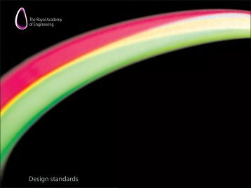 Design standards - Royal Academy of Engineering