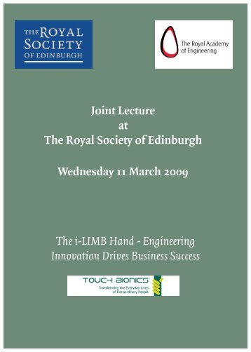 Joint Lecture - Hunstanton Concert Band