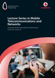 Lecture Series in Mobile Telecommunications and Networks (2659KB)