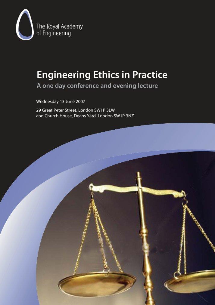 engineer ethics