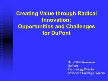 Download Volker Rekowski presentation