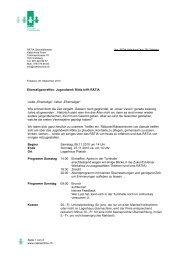 Einladung (pdf) - RÄTIA