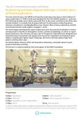 Engineering and technological challenges in robotic space and ... - Page 2