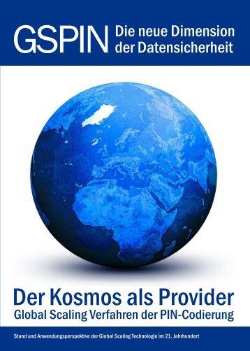 Global Scaling Verfahren der PIN-Codierung - Rafoeg.de