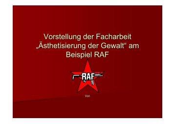 Lukas Blatt - RAF