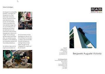 PDF (1,2 MB) - RAG Deutsche Steinkohle AG