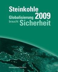 Globalisierung - RAG Deutsche Steinkohle AG