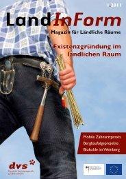 Existenzgründung im ländlichen Raum - RAG Sömmerda-Erfurt