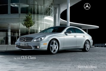 The 2010 CLS - Class - ragtop.org