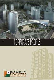 raheja developers pvt. ltd.