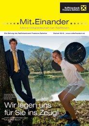 Ausgabe Herbst 2012 - Raiba