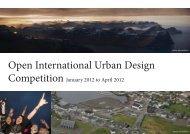 Open International Urban Design - Royal Architectural Institute of ...