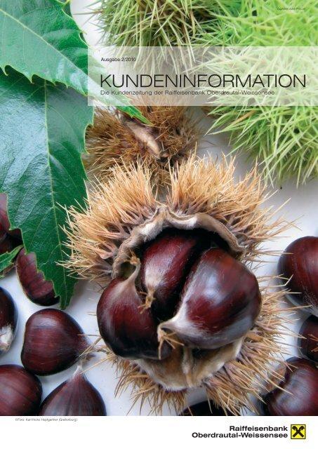 KUNDENINFORMATION - Raiffeisen