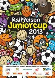 Juniorcup 2013.indd - Raiffeisen