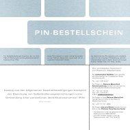 Platinum MasterCard PIN Code Antrag (pdf)