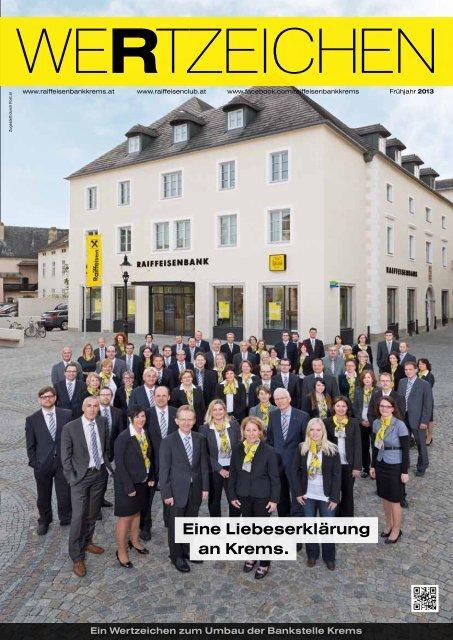 Wertzeichen Frühjahr 2013 (pdf) - Raiffeisen