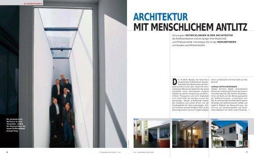 Bankarchitektur - Raiffeisen