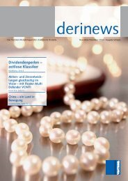 derinews Nr. 11 / 2013 - Raiffeisen