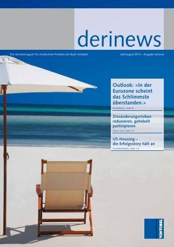 derinews Nr. 07 / 08 / 2013 - Raiffeisen
