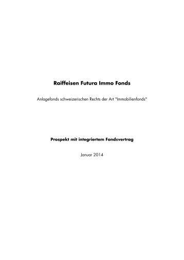 Raiffeisen Futura Immo Fonds