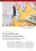 Cosa cambia per le banche cooperative - Raiffeisen - Page 6