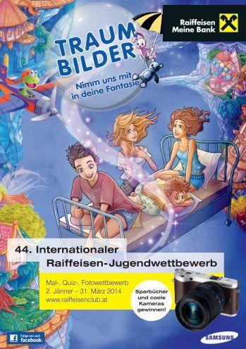 44. Internationaler Raiffeisen-Jugendwettbewerb - Raiffeisen Club