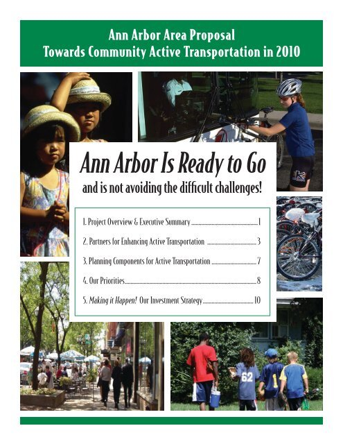 Ann Arbor Is Ready to Go - Rails-to-Trails Conservancy