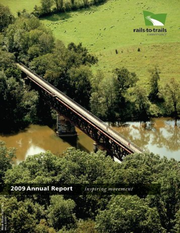 2009 Annual Report - Rails-to-Trails Conservancy