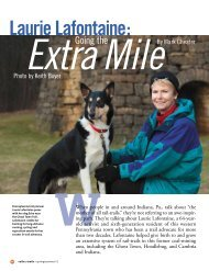 Going the Extra Mile (PDF/156KB) - Rails-to-Trails Conservancy