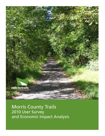 Morris County Trails (2010) - Rails-to-Trails Conservancy