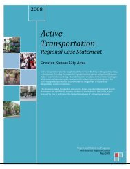 Active Transportation Case Statement - Rails-to-Trails Conservancy