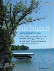 Michigan - Rails-to-Trails Conservancy