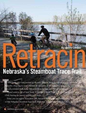 Nebraska's Steamboat Trace Trail - Rails-to-Trails Conservancy