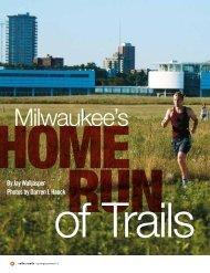 Jay Walljasper's feature - Rails-to-Trails Conservancy