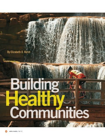 Building Healthy Communities - UCLA Institute of the Environment ...
