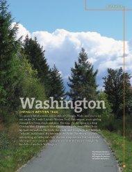 destination Chehalis Western trail - Rails-to-Trails Conservancy