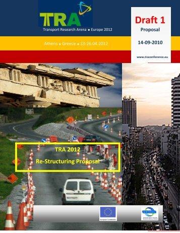 Draft 1 Proposal - Railway Research